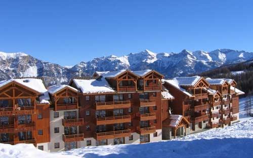 Appartement Puy Saint Vincent