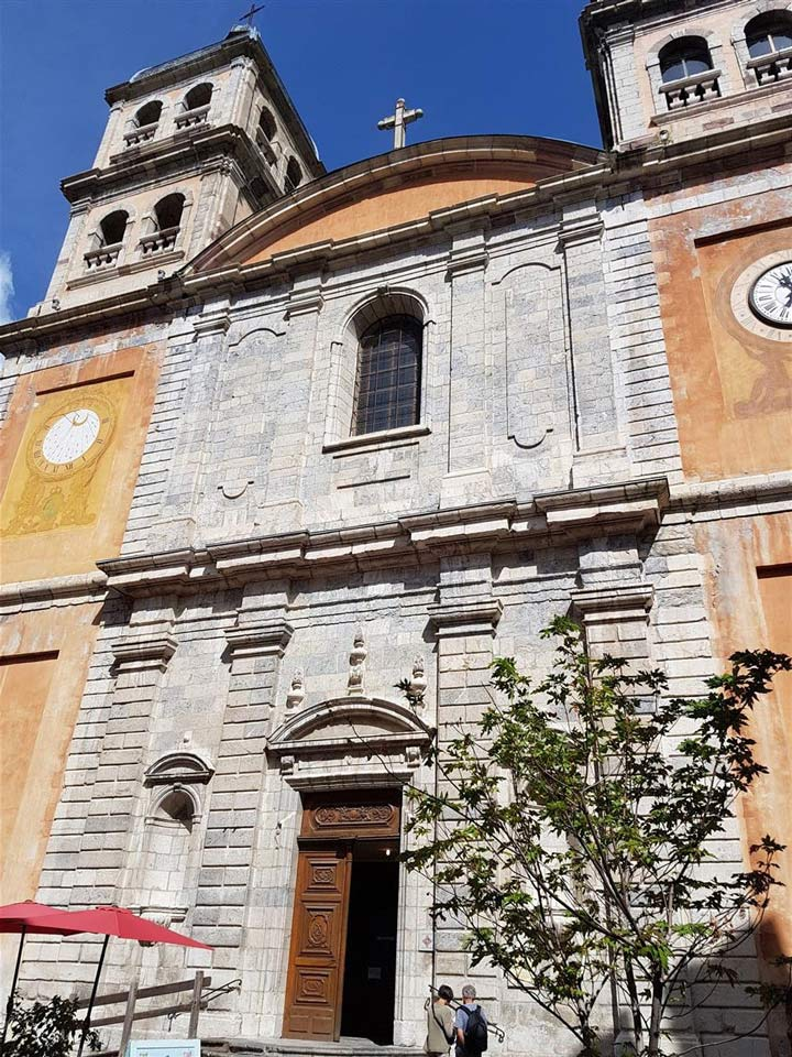 Eglise de Briançon