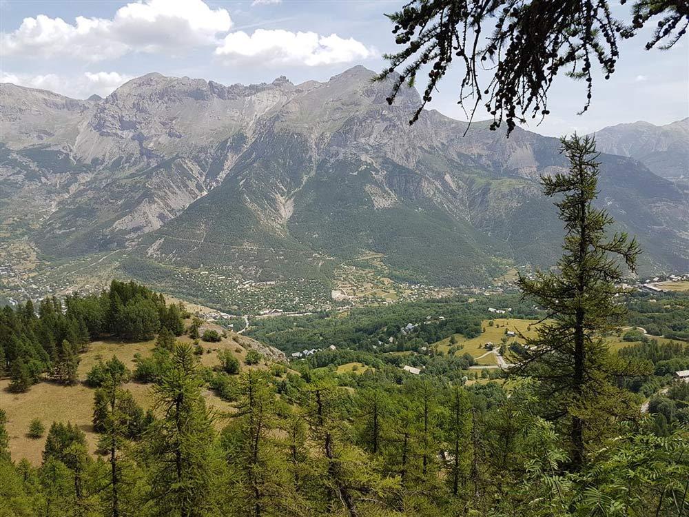 Belle vue sur La Vallouise