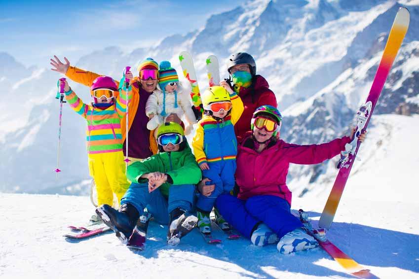 Venir en famille au Puy Saint Vincent