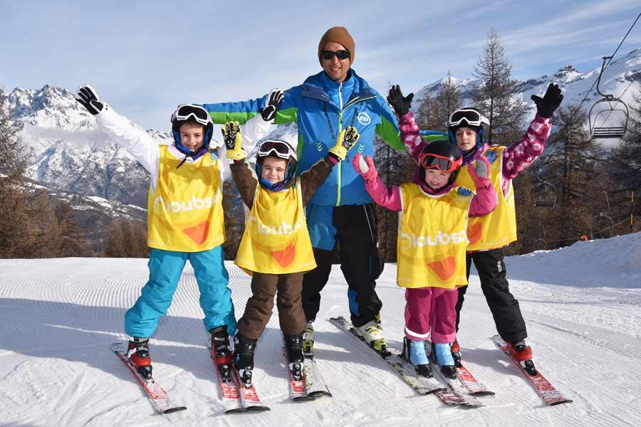 Ecole de Ski et Snow pour les grands et les petits
